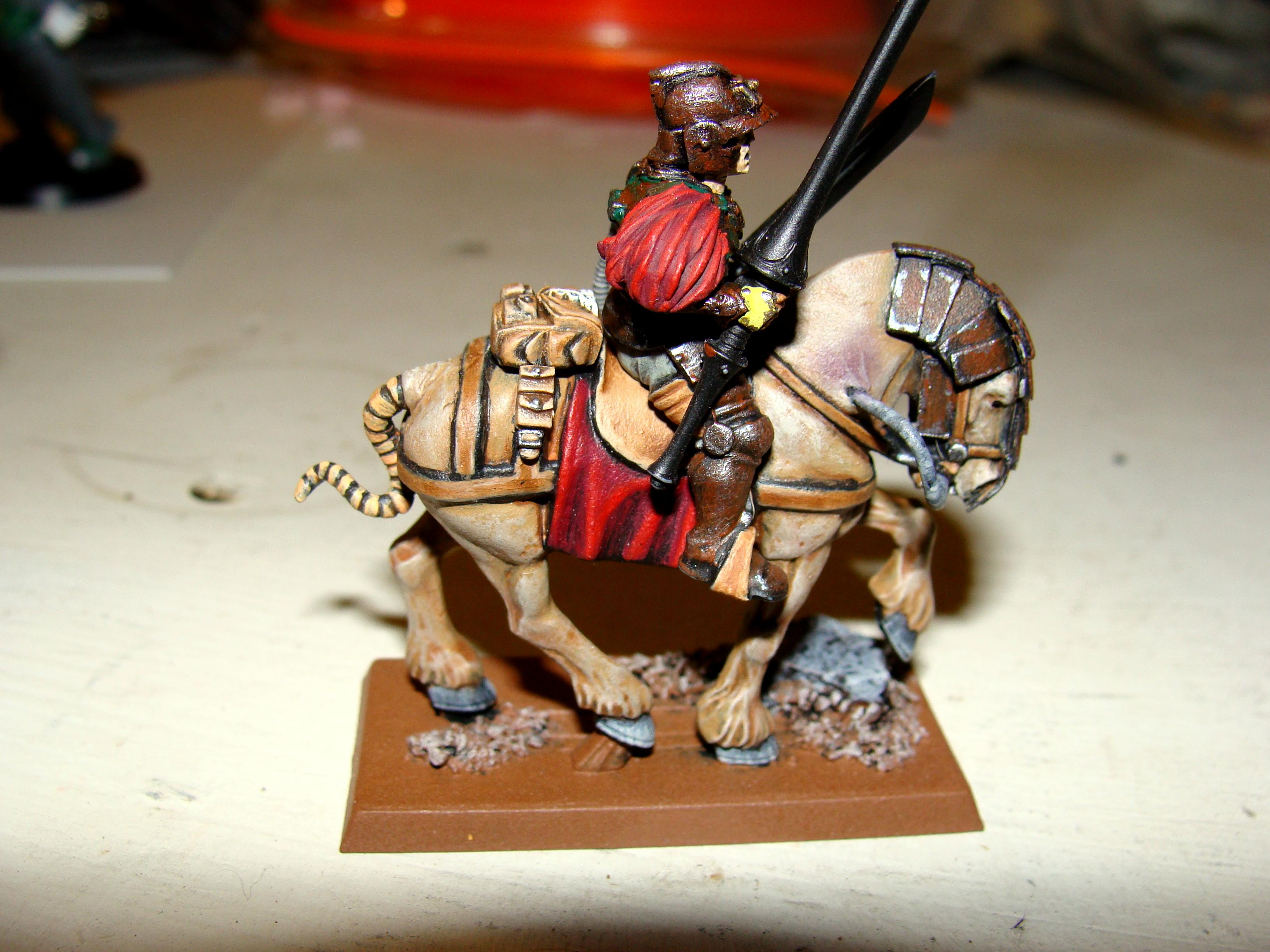 Imperial Guard, Rough Riders, Rr, Work In Progress