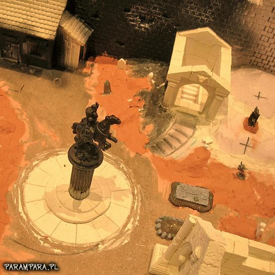 Buildings, City, Creepy, Crypt, Fear, Grave, Graves, Graveyard, Memorial, Monument, Mordheim, Ruin, Ruined, Ruins, Scene, Stone, Terrain, Town, Tutorial, Unpainted, Village, Wall, Warhammer Fantasy