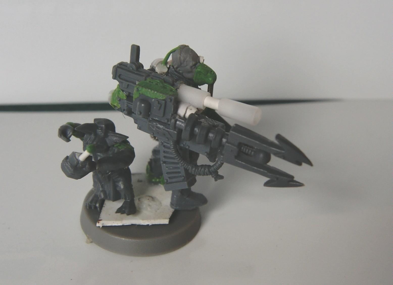 Conversion, Grot Rebellion, Grot Rebels, Grots, Lootas, Warhammer 40,000
