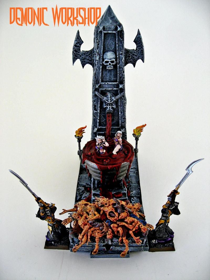 Cauldren Of Blood, Dark Elves