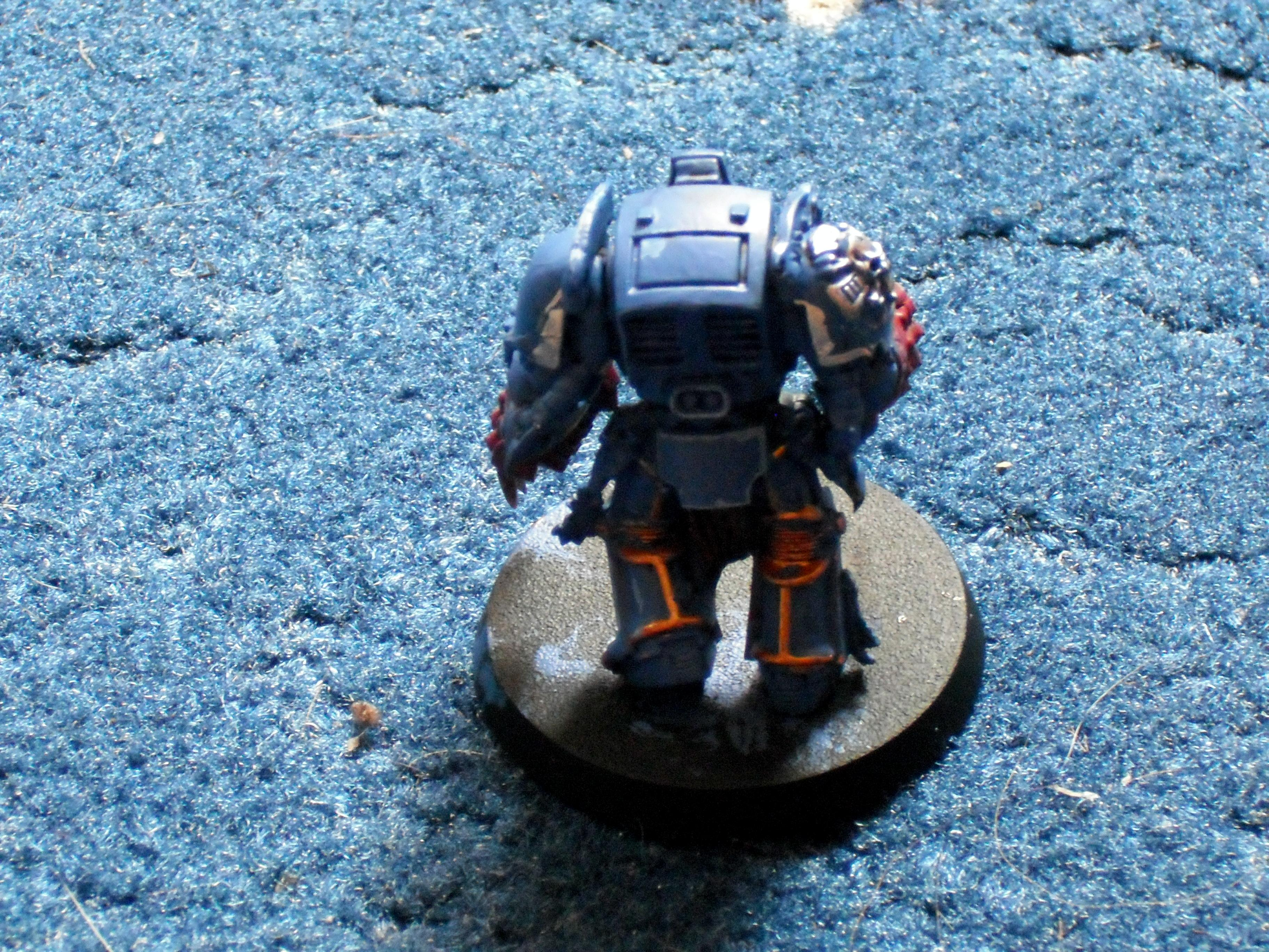 assualt terminator rear