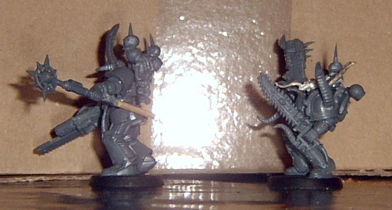 Blog, Chaos Space Marines, Sorcerer, Tzeentch