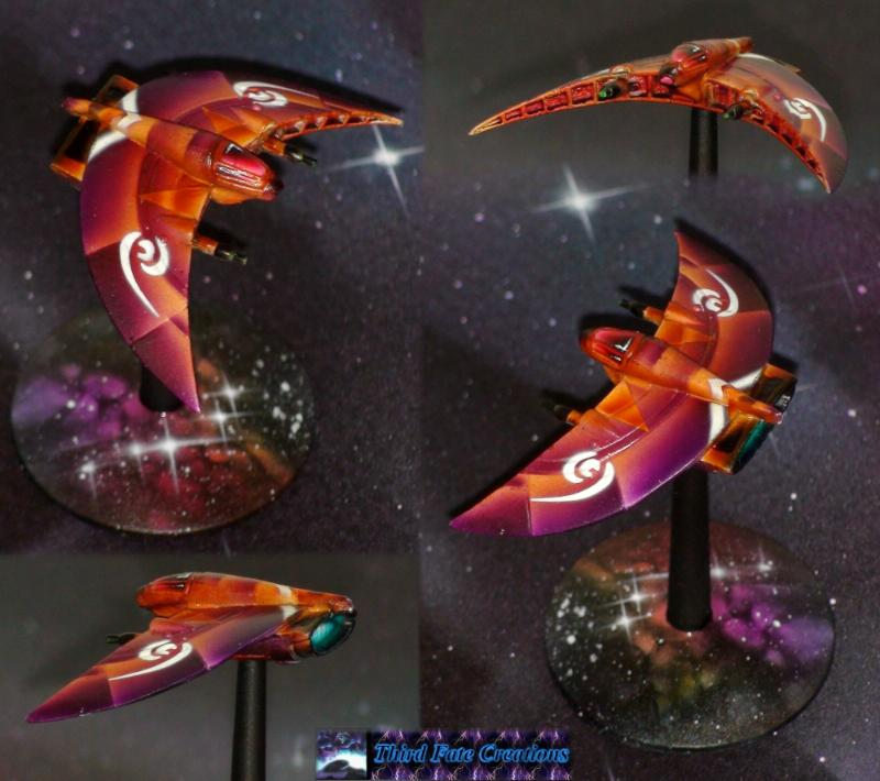 Babylon 5, Centari, Fighter