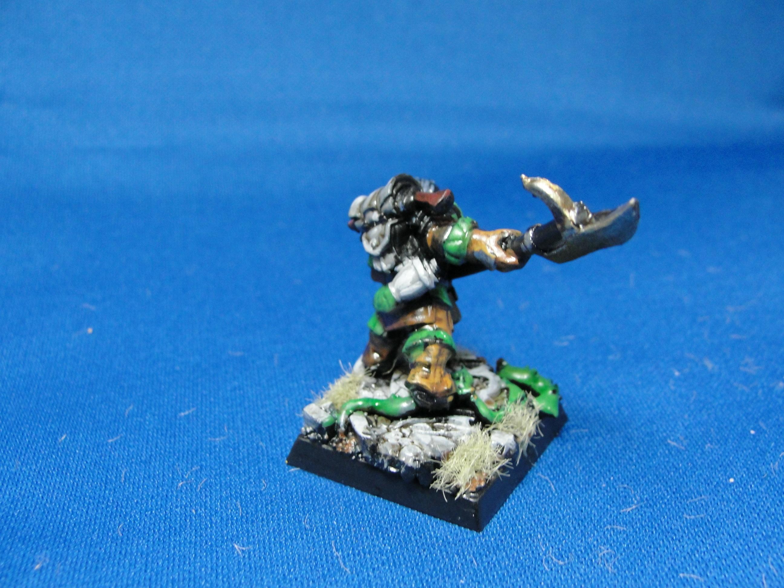 Fantasy, Dungeons and Dragons, Dwarf, Warlord, Reaper, Warrior