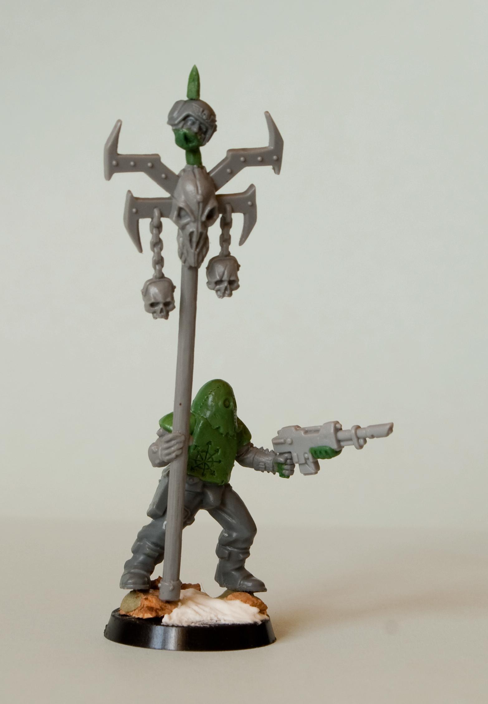Chaos, Renegade, Traitor Guard, Warhammer 40,000