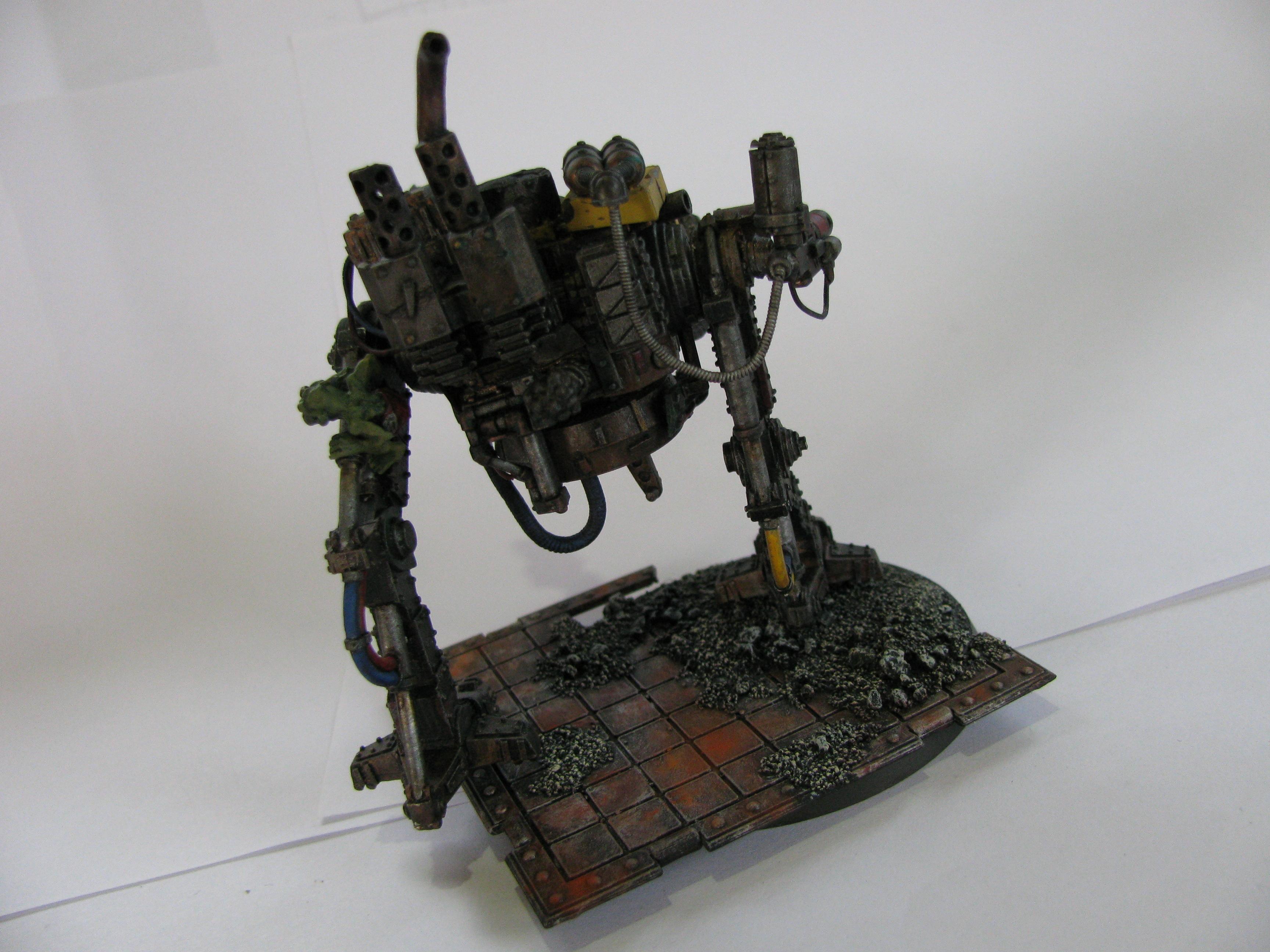 Bionik, Conversion, Cyborks, Orks