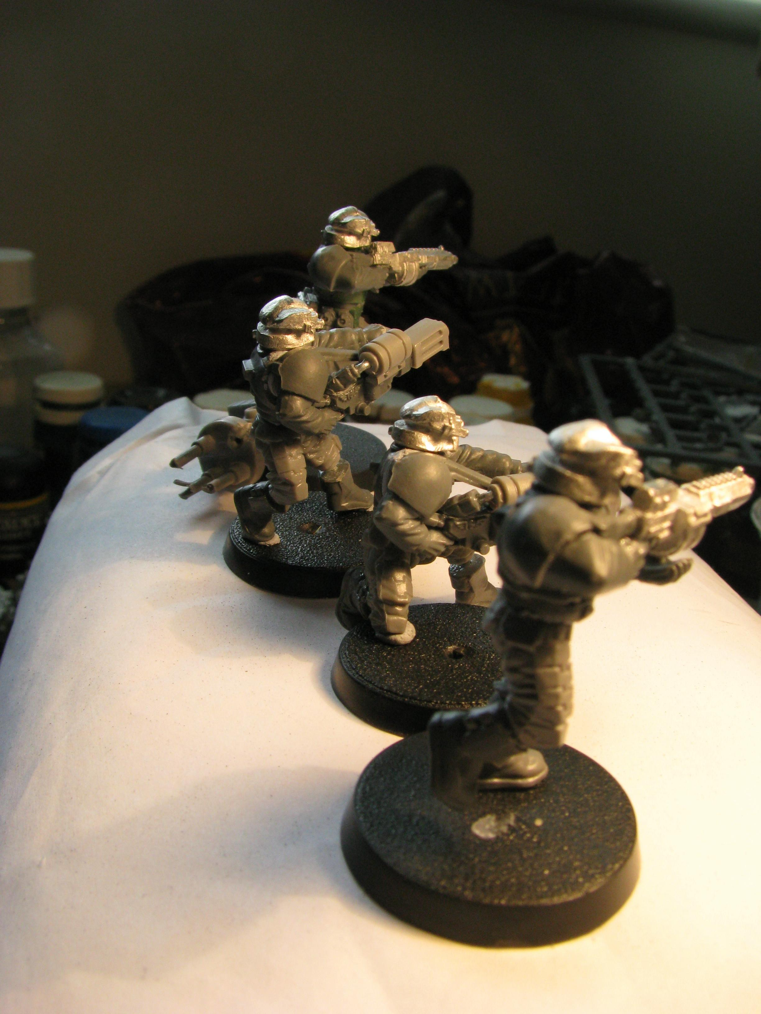 Conversion, Guard, Pig Iron, Storm Troopers