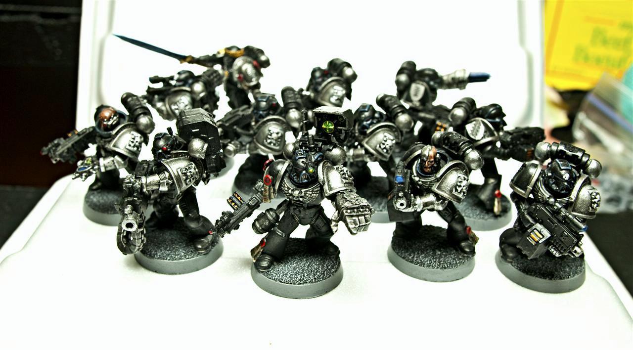 Alien Hunter, Alien Hunters, Black Shields, Blackshields, Death Watch, Deathwatch, Deathwatch Marines, Inquisition, Kill Team, Killteam, Ordos, Ordos Xenos, Space Marines, Stern Guard, Sterngaurd, Xenos