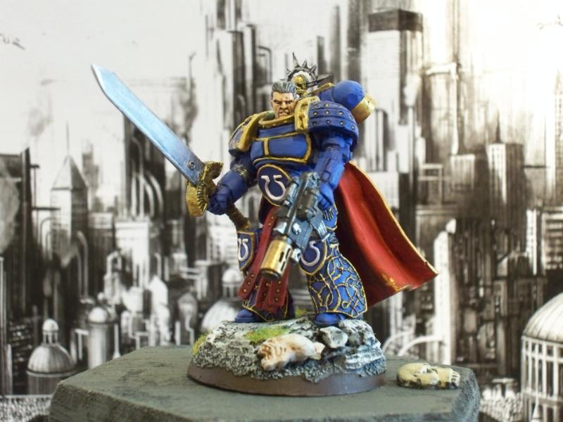 Horus Heresy, Primarch, Space Marines, Ultramarines