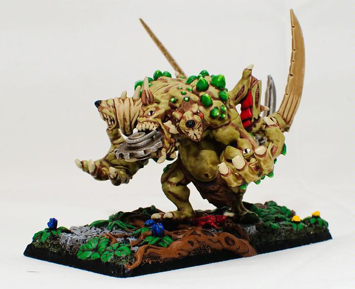 Conversion, Hellpit Abomination, Skaven, Spawn, Warhammer Fantasy