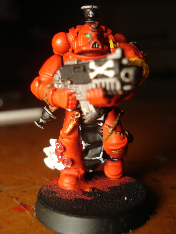 Blood Drinker, Great Marine Swap, Space Marines, Warhammer 40,000