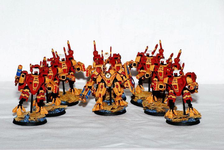Farsight Council, Forge World, Tau, Warhammer 40,000