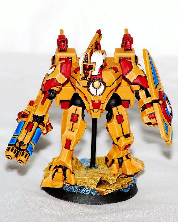 Forge World, Tau, Warhammer 40,000