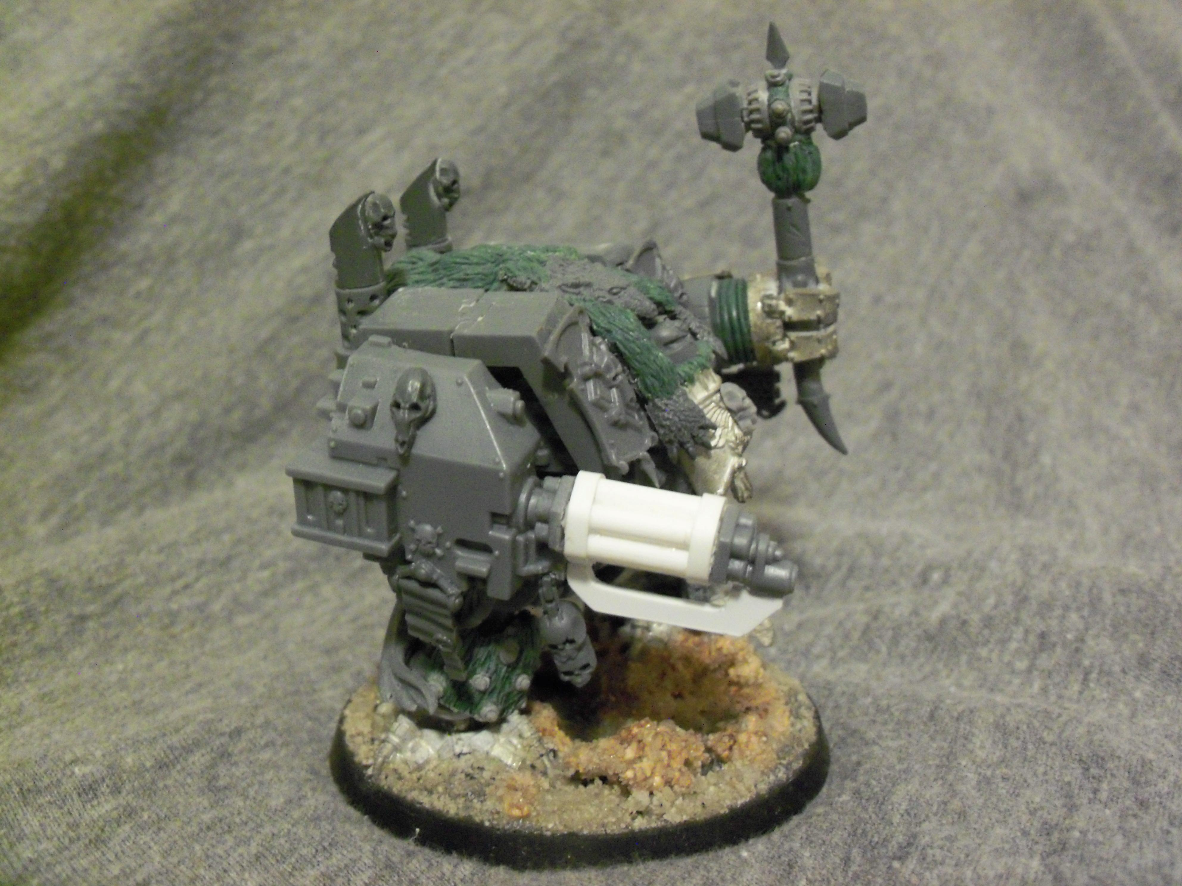 Space Wolves, Venerable Dreadnought, Warhammer 40,000