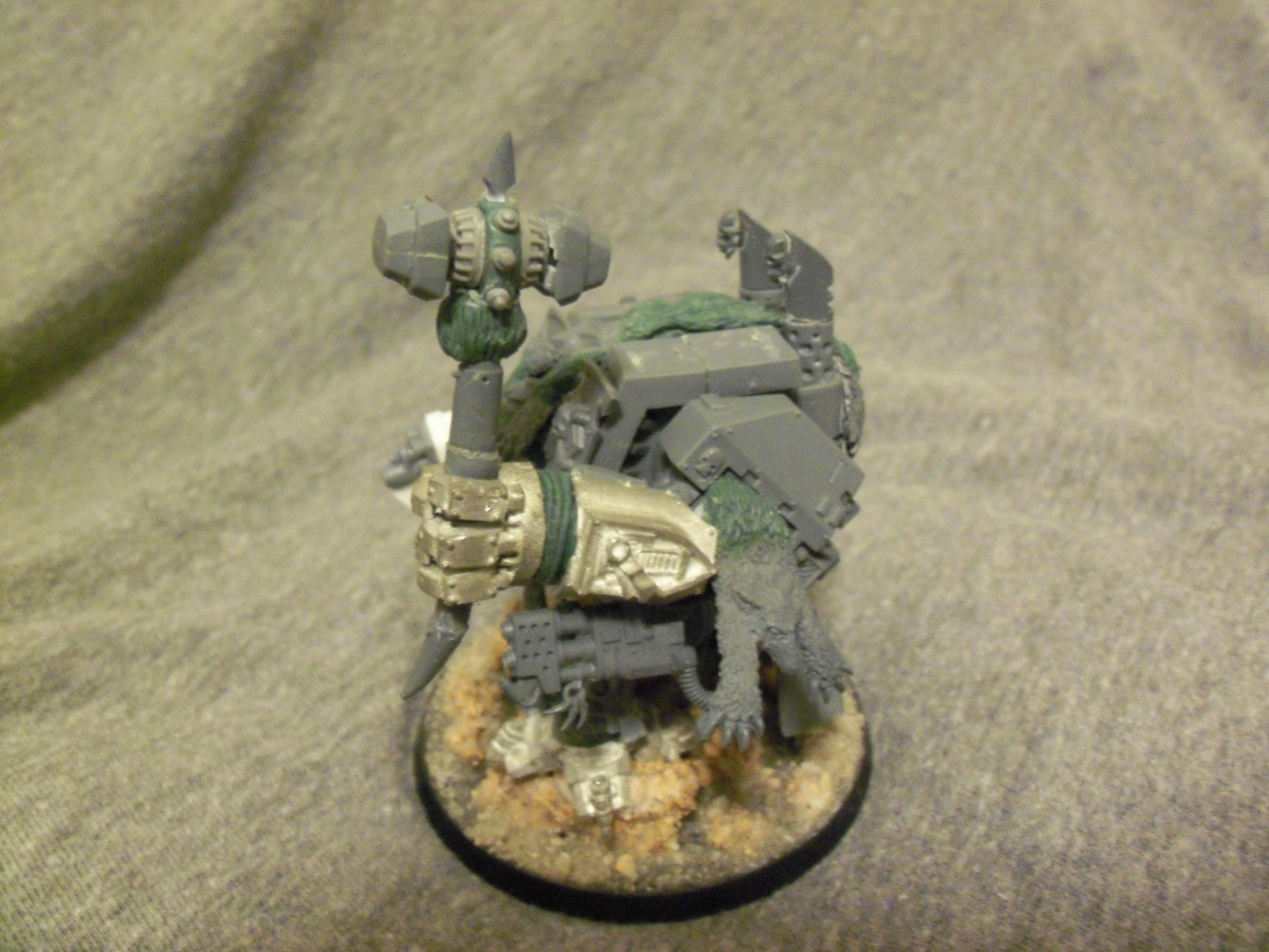 Conversion, Space Wolves, Venerable Dreadnought, Warhammer 40,000