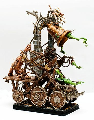 Screaming Bell, Skaven, Warhammer Fantasy