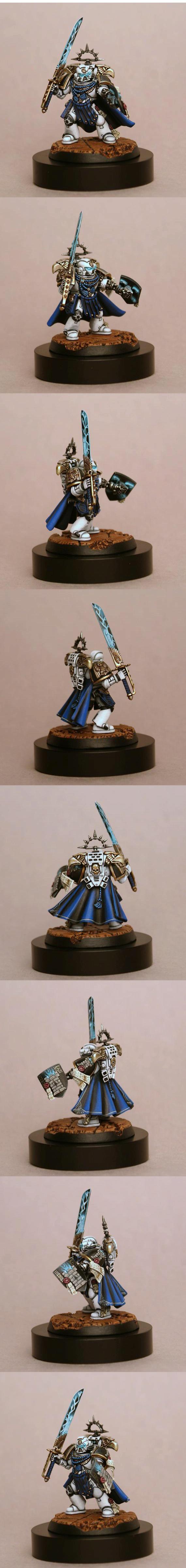 Captain, Heralds Of Light, Imperium, Space Marines