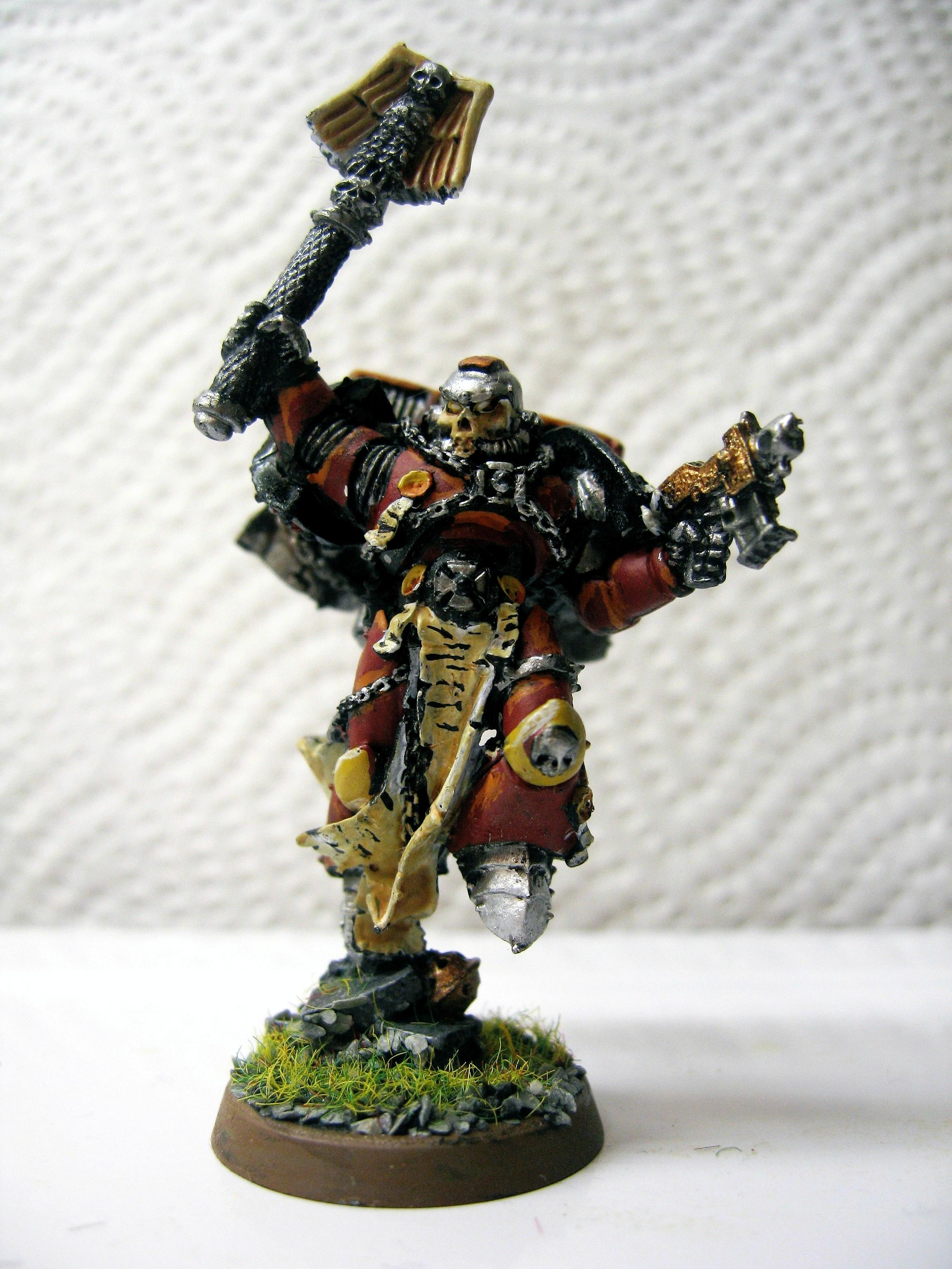 Cannon, Chaplain, Dawn Knights, Dwarves, Models, New, Orks, Painted, Red, Space Marines, Stompa, Warhammer 40,000, Warhammer Fantasy