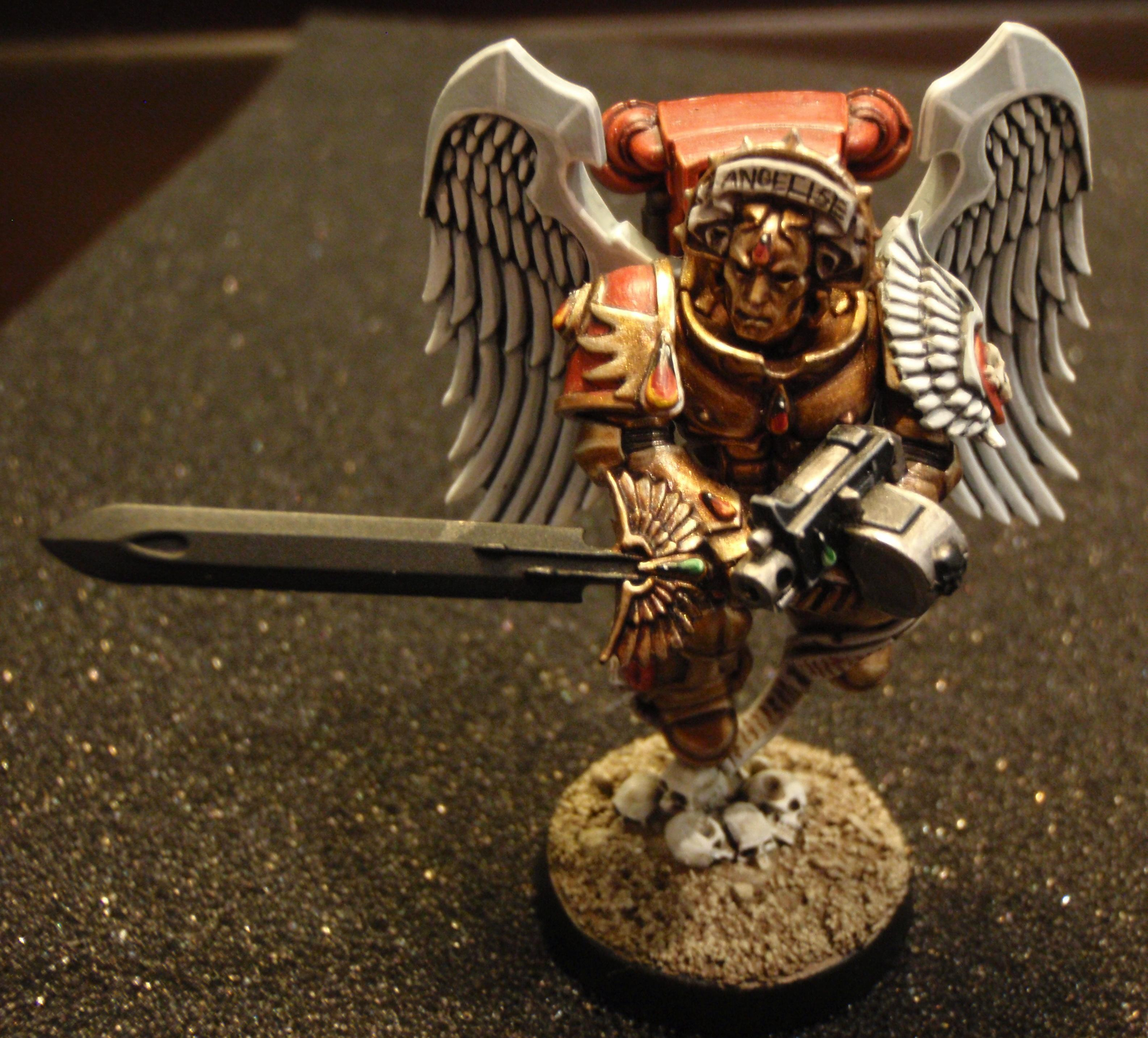Sanguinary Guard 2 front