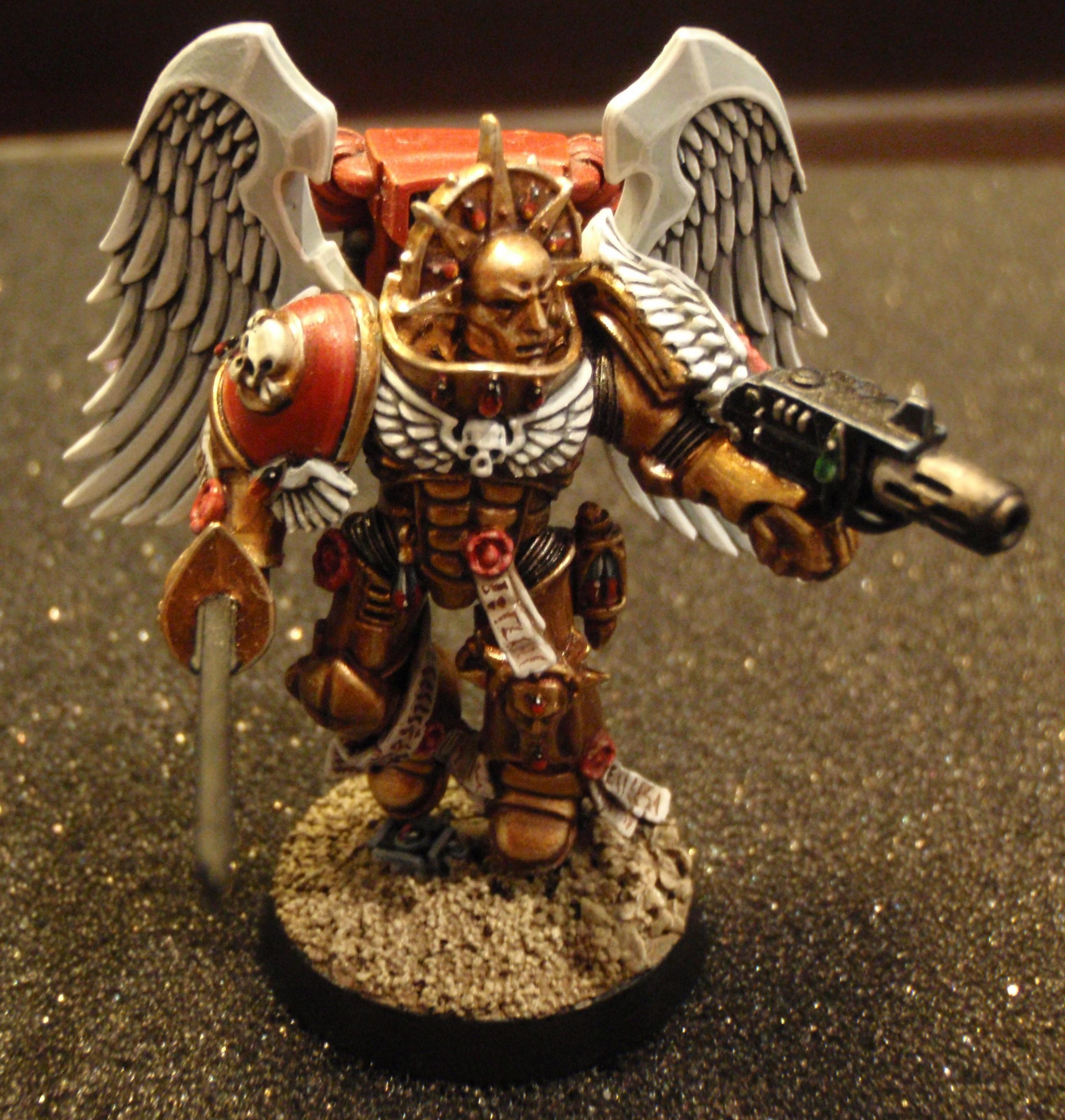 Sanguinary Guard 1 front