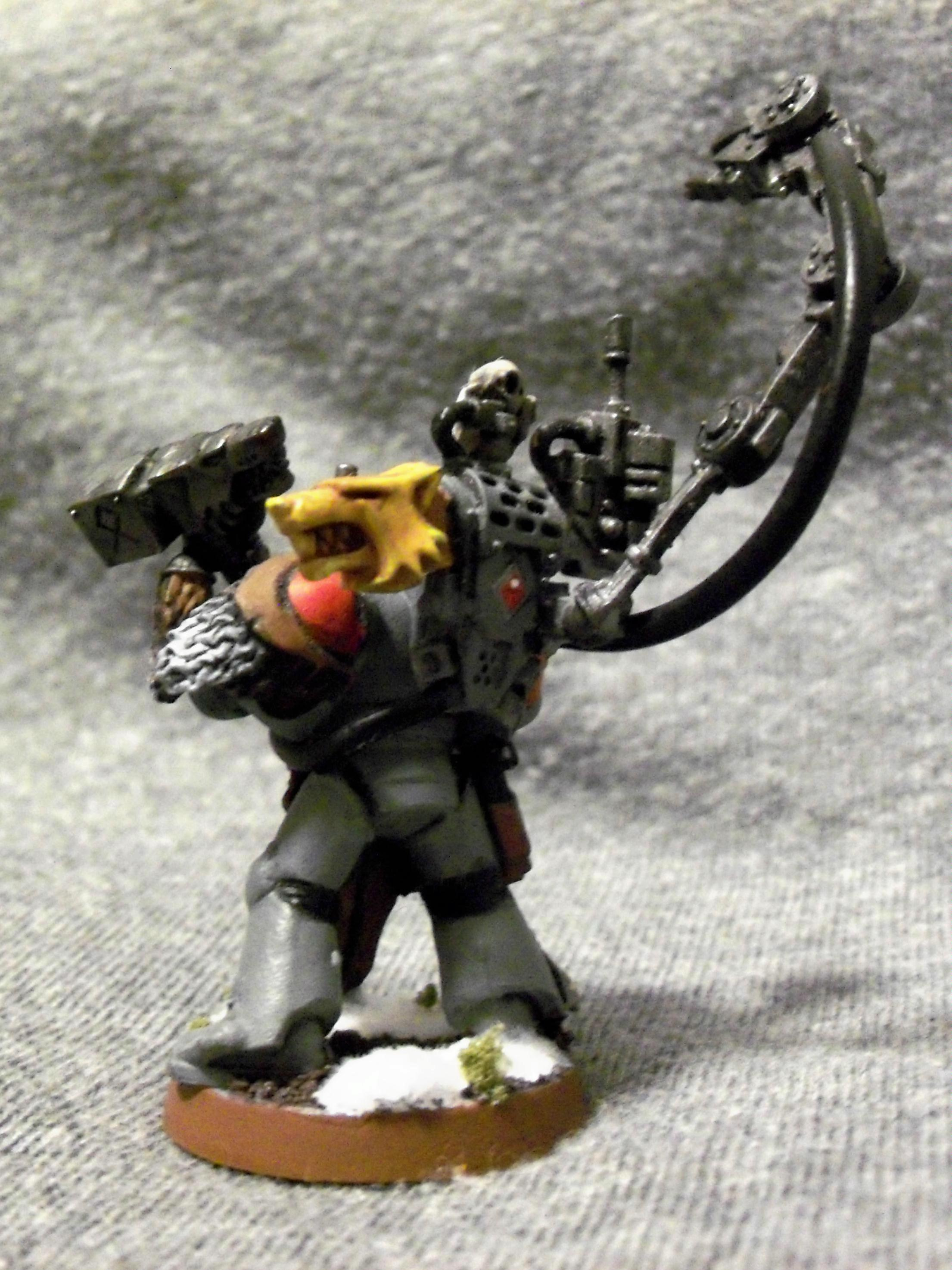 Iron Priest, Space Marines, Space Wolves, Warhammer 40,000