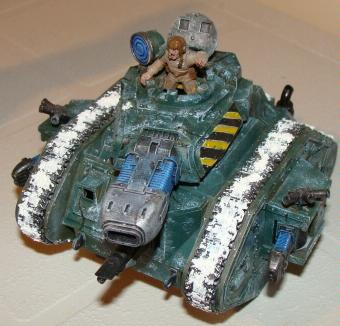 Exterminator, Imperial Guard, Tank