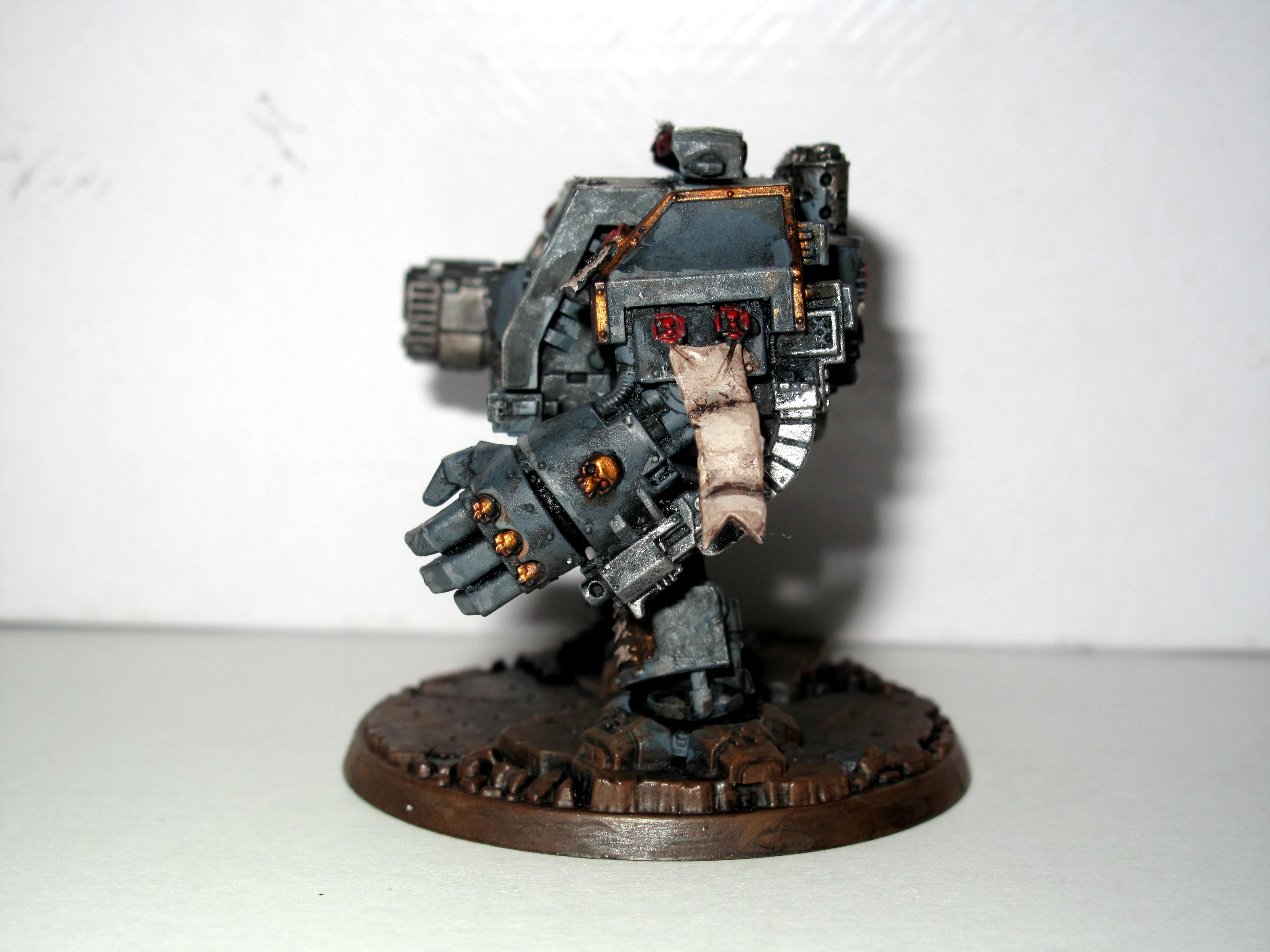 Dreadnought, Ironclad, Plasma Cannons, Space Sharks, Venerable