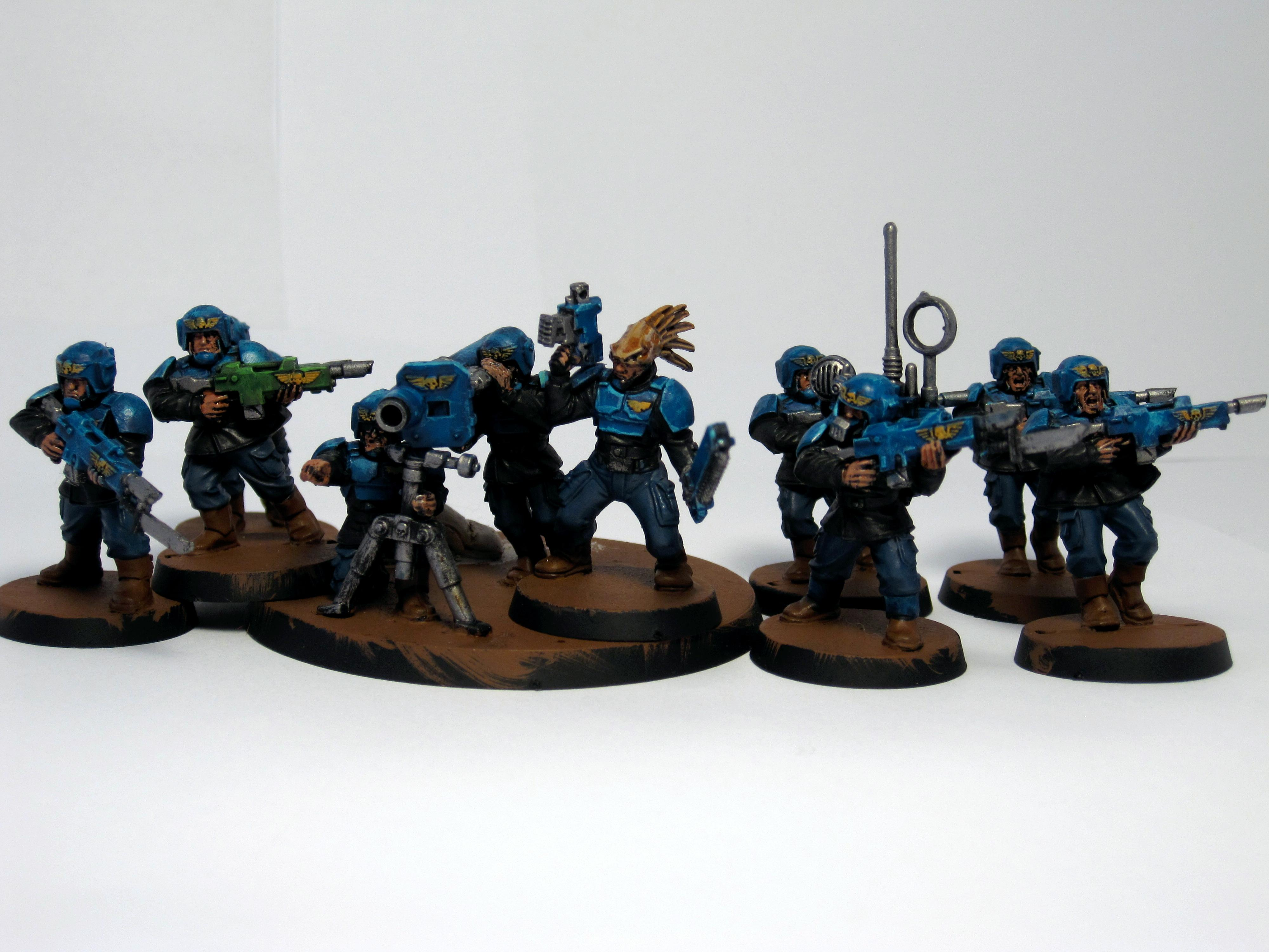 Blue, Cadians, Emperor, Guard, Imperial