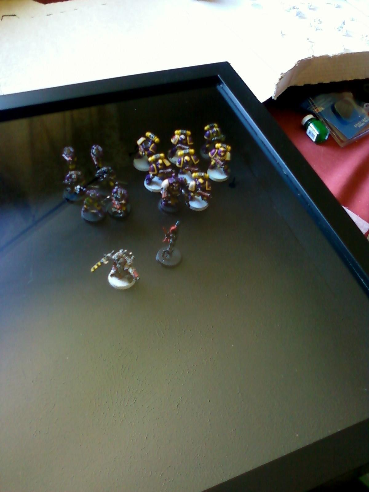 Display Box, Magnetic ShadowBox