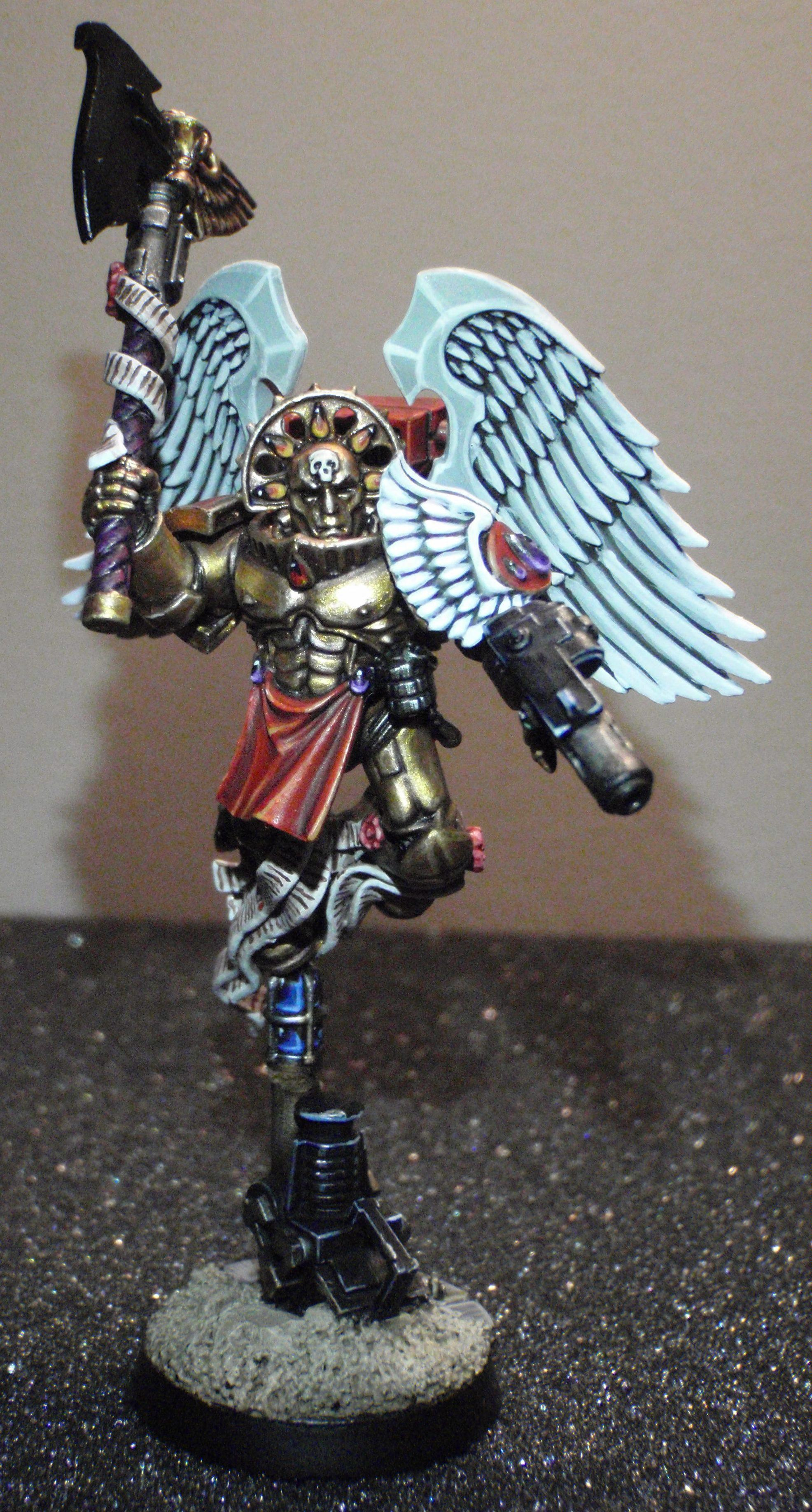 Sanguinary Guard 3 Front