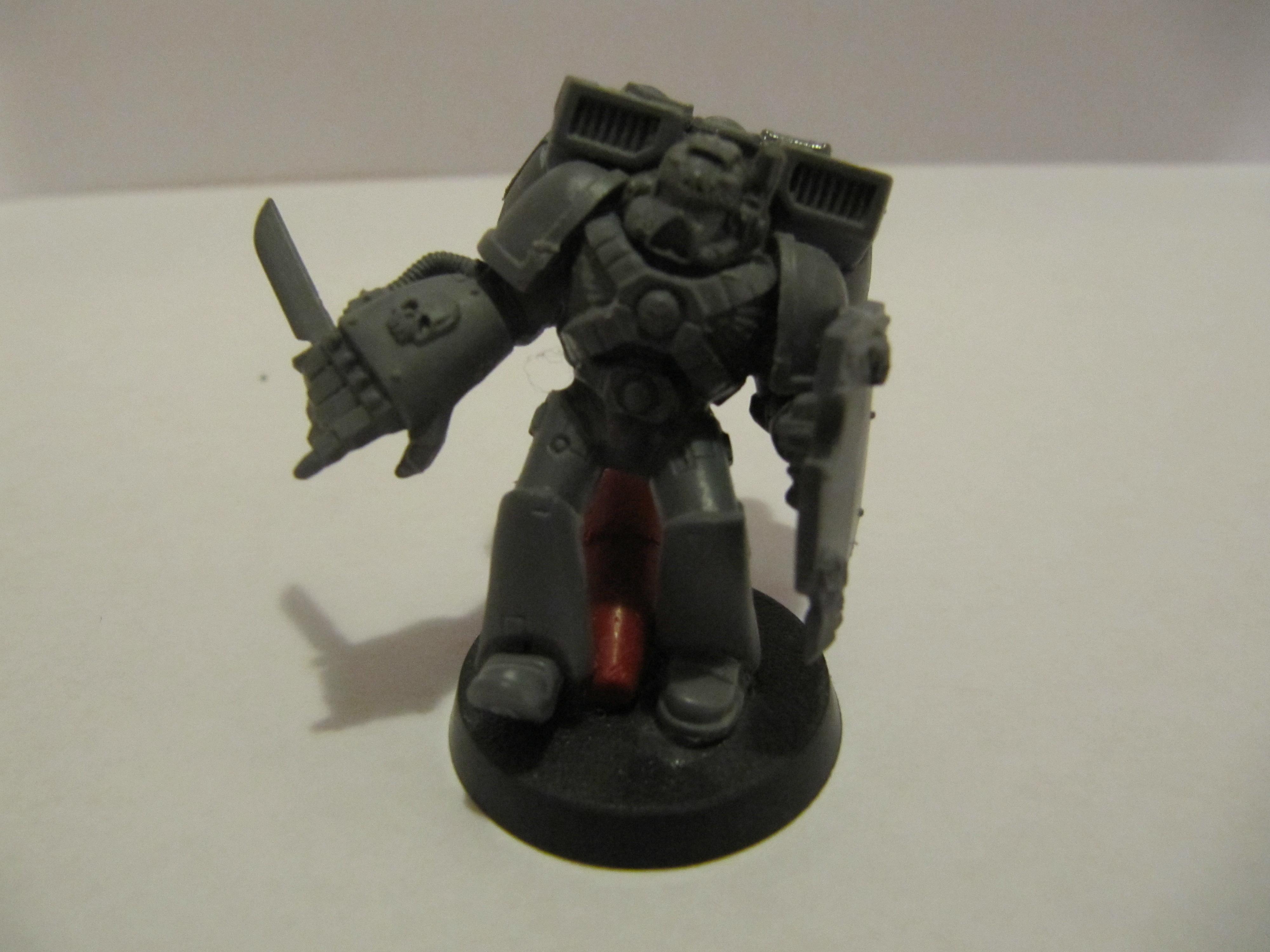 Assault 1 Sargent front