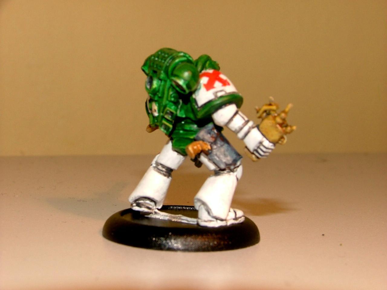 Greenstuff, Pip, Scratch Build, Space Marines, Work In Progress