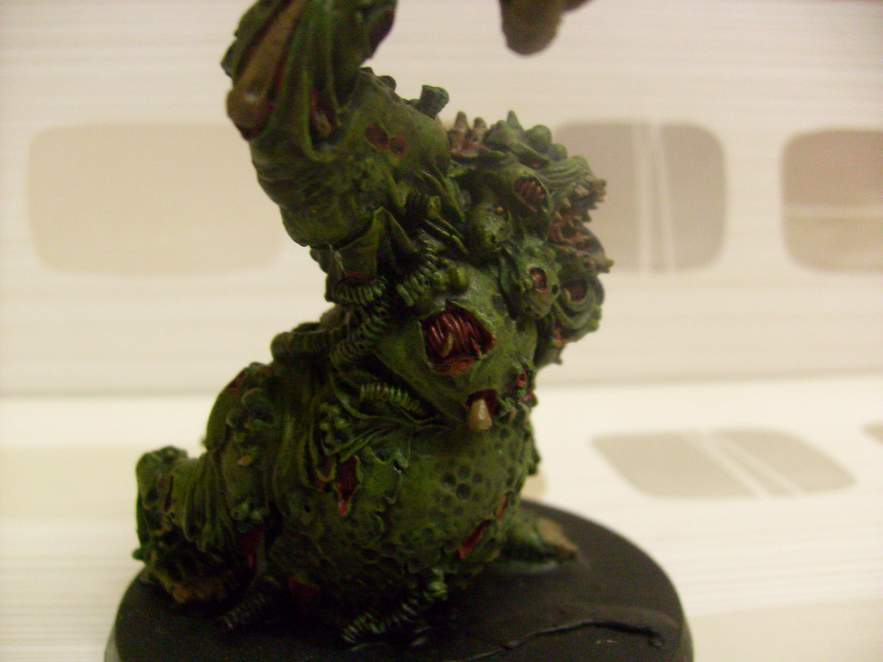 Chaos, Greater Daemon Of Nurgle, Gross, Icky, Nurgle