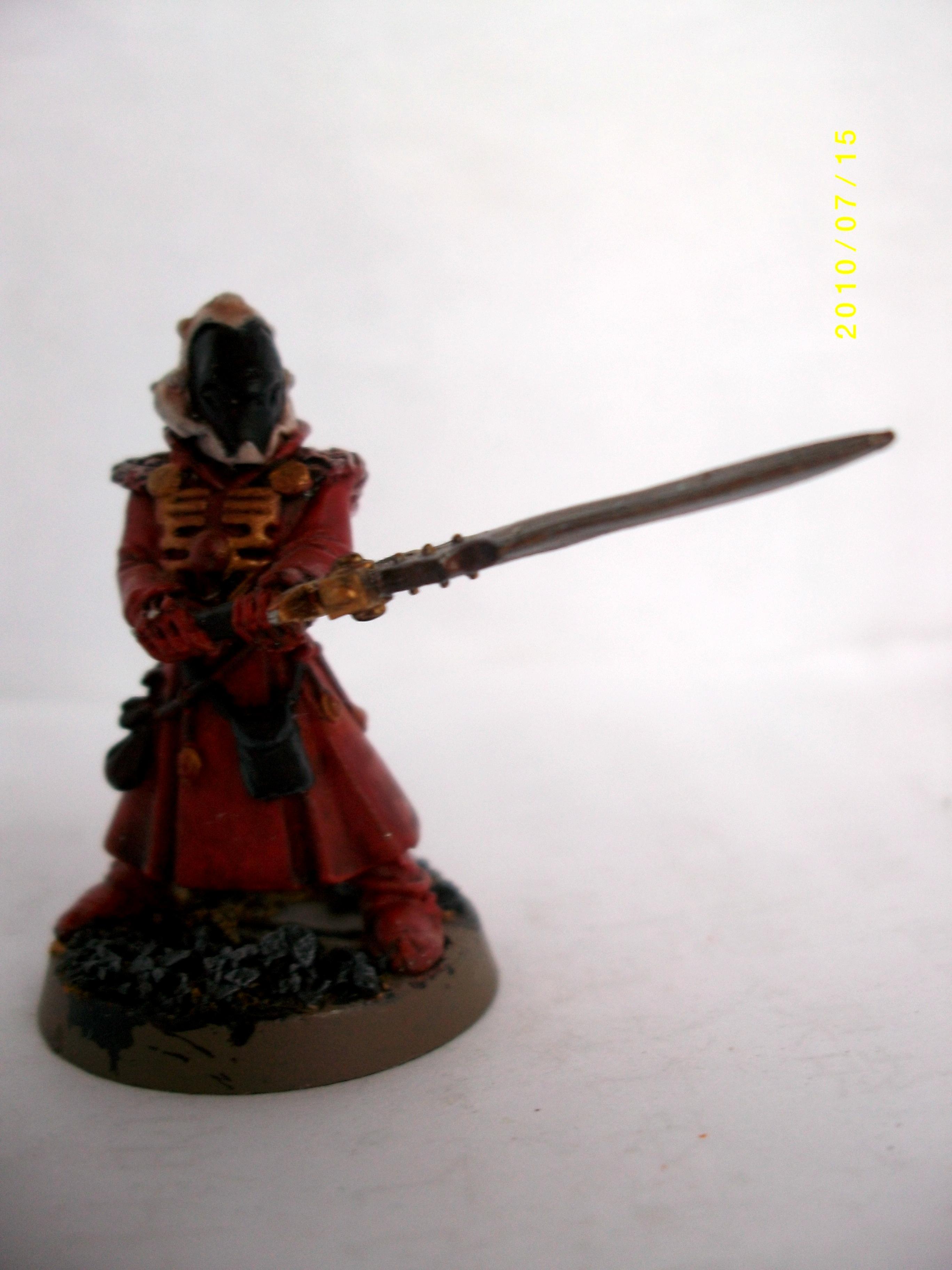 Eldar, Warlock