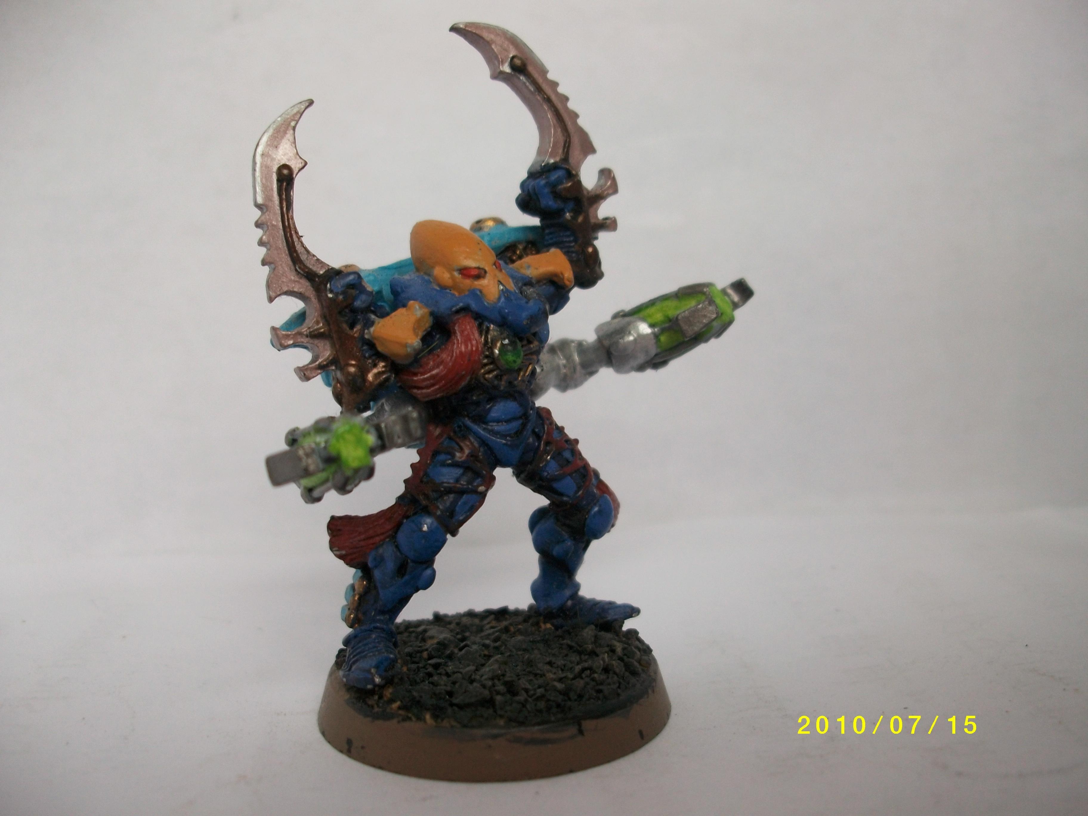 Eldar, Warhammer 40,000, Warp Spiders