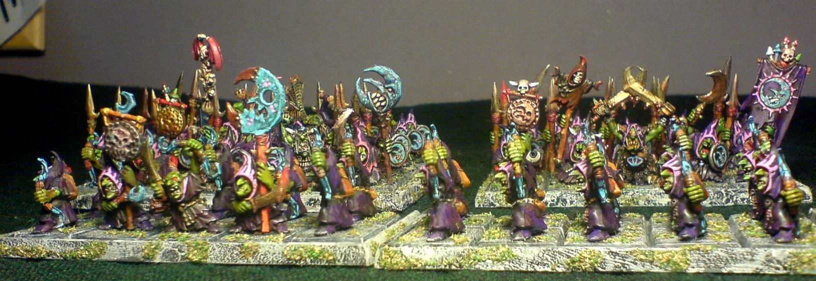 Goblins, Night Goblins, Orcs And Goblins, Purple