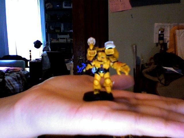 Space Marines, Yellow