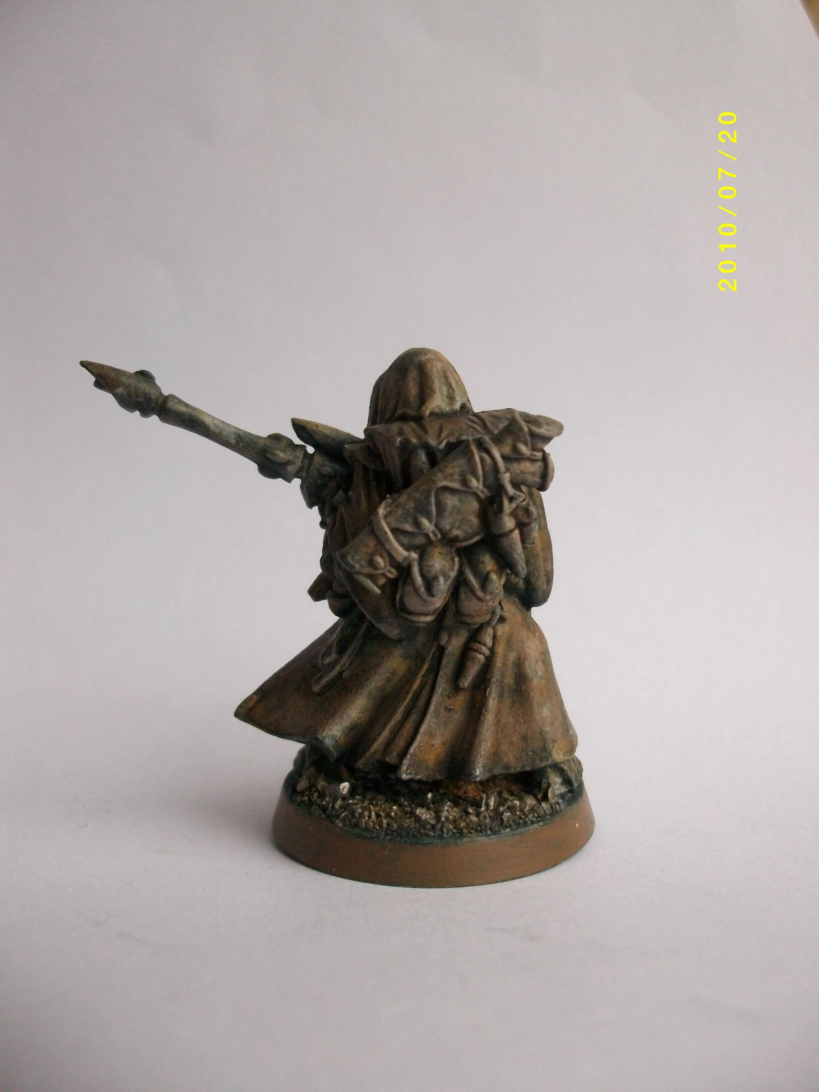 Camouflage, Eldar, Pathfinders, Rangers, Stippling