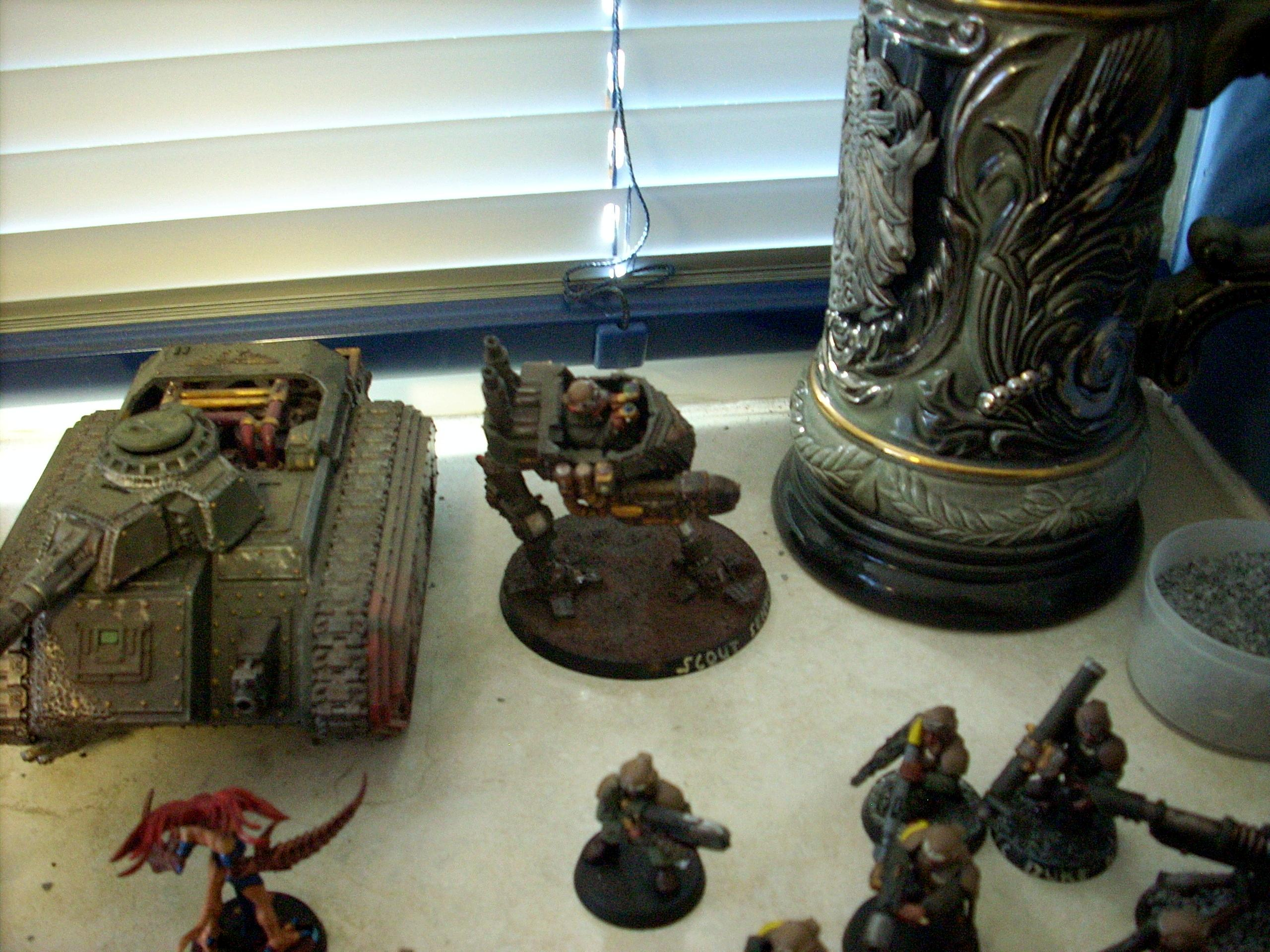 Conversion, Imperial, Imperial Guard