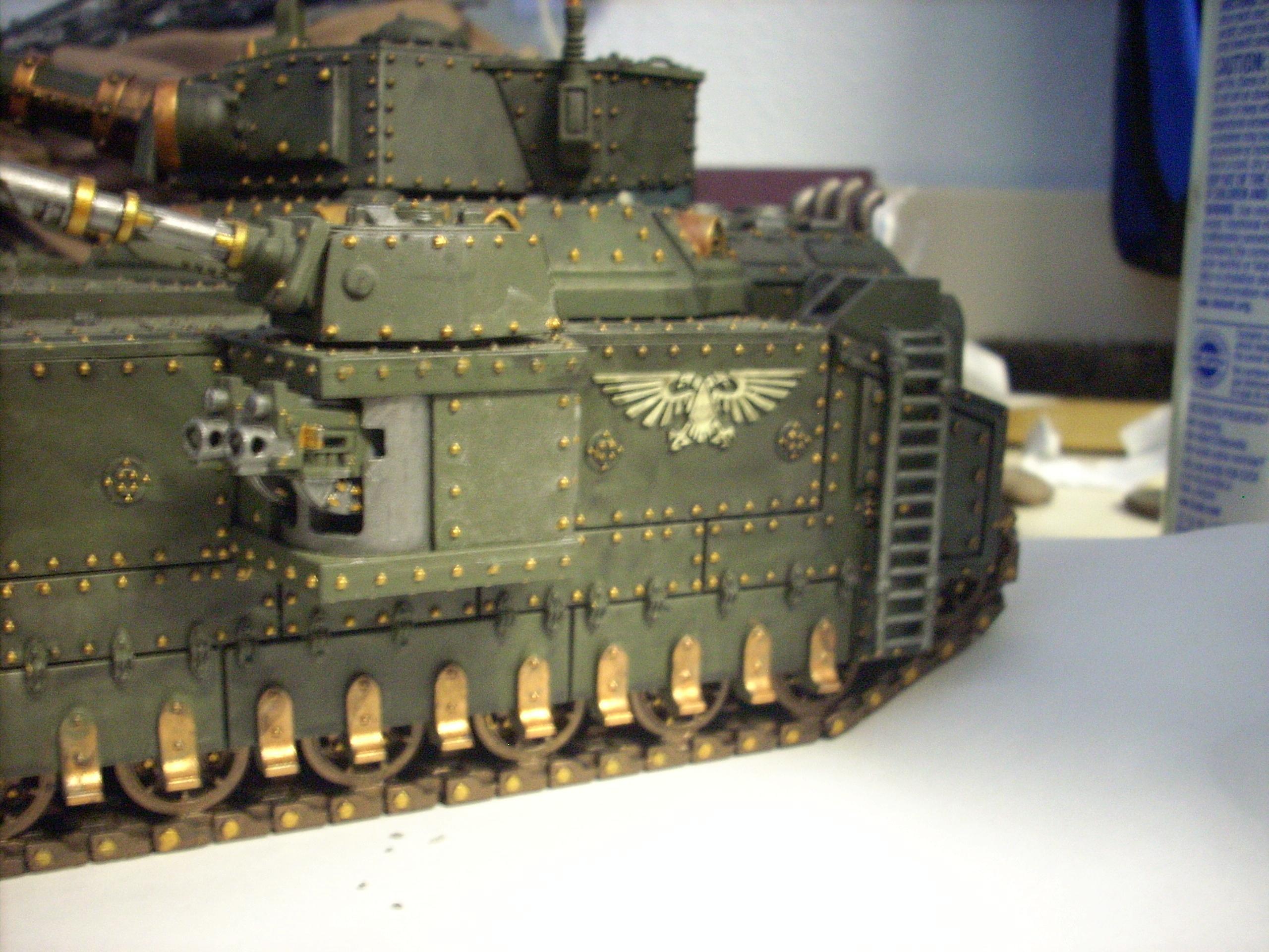 Baneblade, Imperial Guard, Tank, Warhammer 40,000