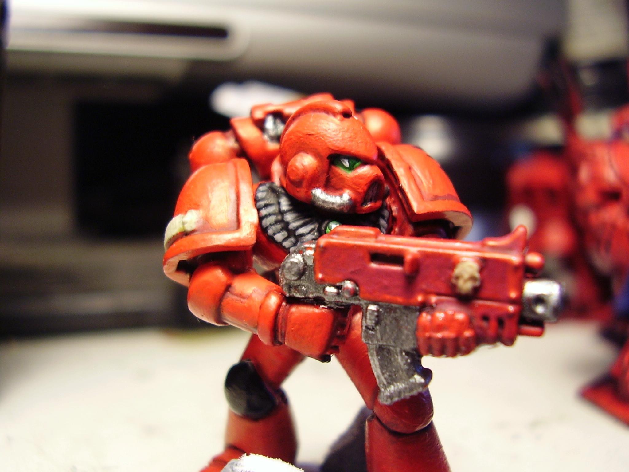 Blood Angels, Tactical Squad