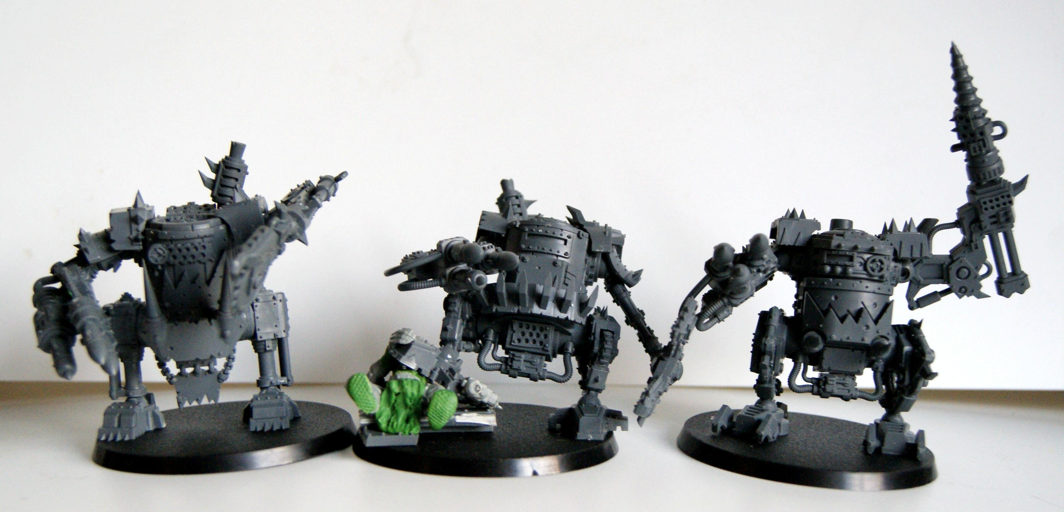 Grot Rebellion, Grot Rebels, Grots, Killa Kan, Orks, Warhammer 40,000