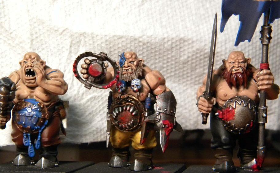 Bull, Kingdom, Ogres, Warhammer Fantasy