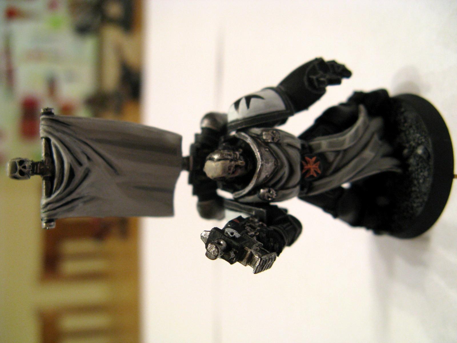 Templar Capatain w/ Terminator Power Fist