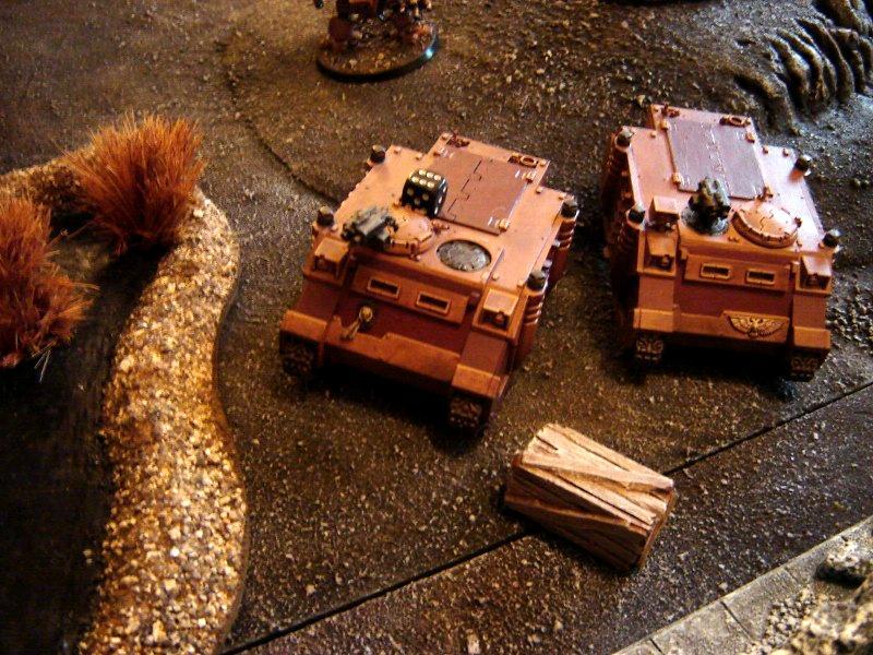 Battle Report, 1750 Space Wolves vs Storm Callers 2
