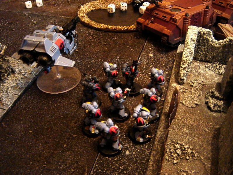 Battle Report, 1750 Space Wolves vs Storm Callers 7