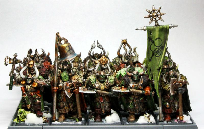 Chaos, Nurgle, Warhammer Fantasy