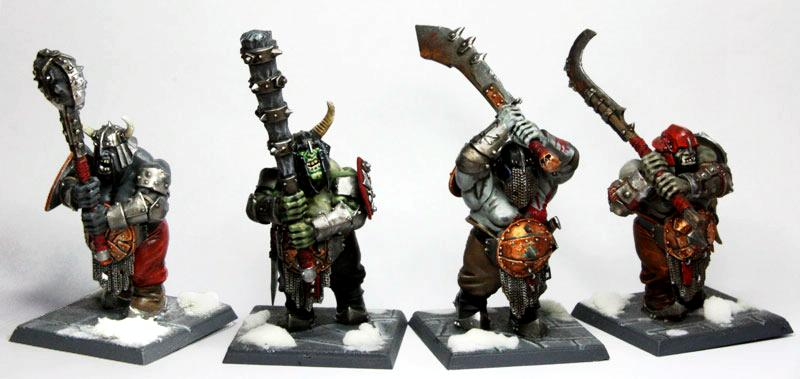 Chaos, Coverted Chaos Ogres