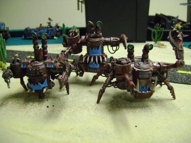 Conversion, Killa Kan, Orks, Warhammer 40,000