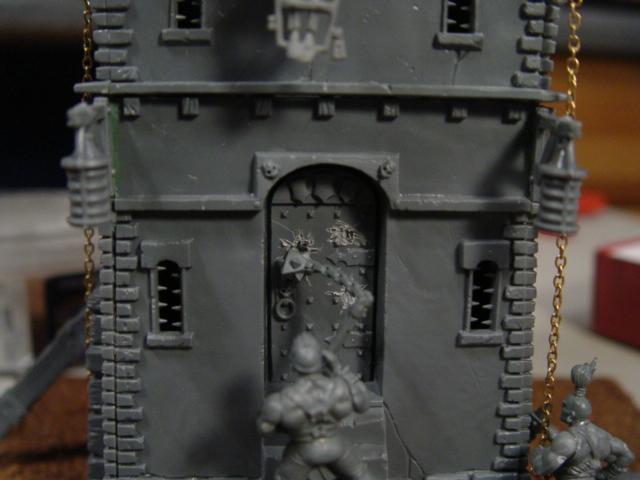 Terrain, Watchtower door